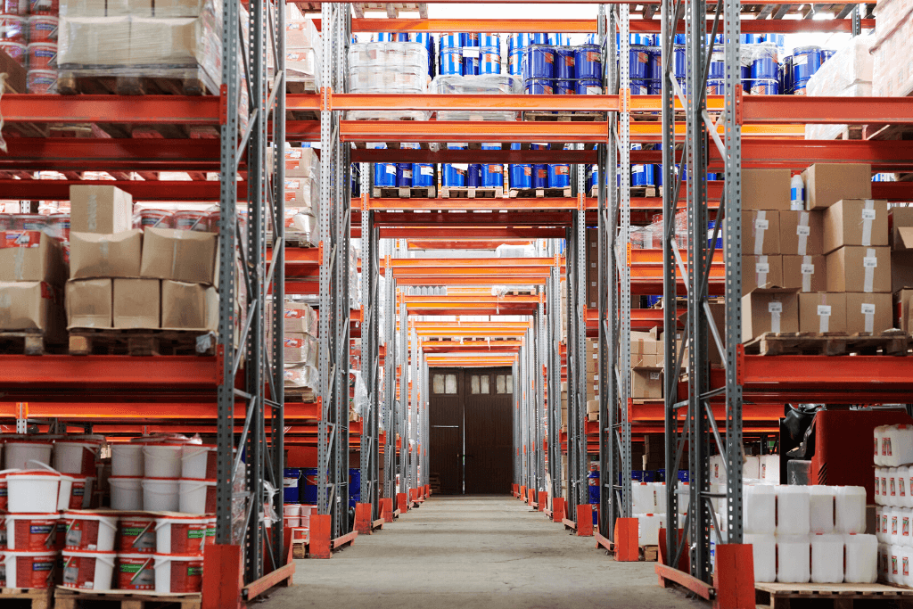Warehouse-industry